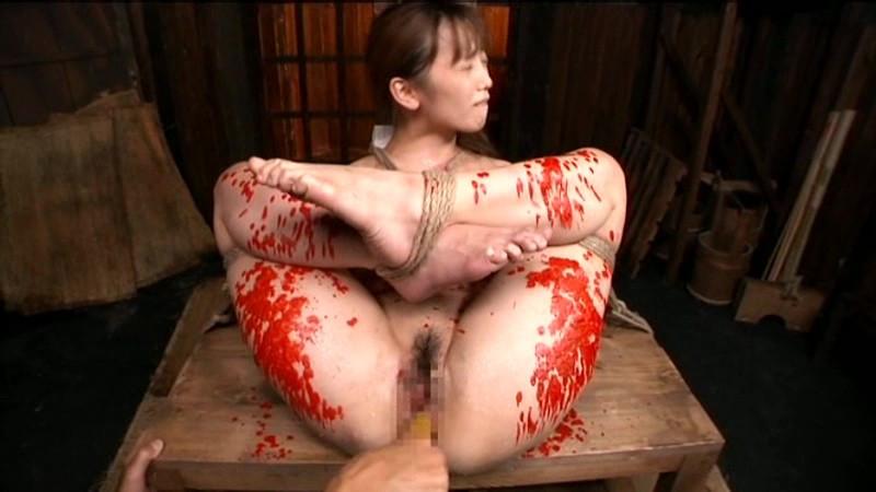縄・女囚拷問 第二章 七咲楓花 画像 14