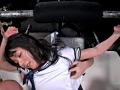 全身くすぐり体罰 篠田彩音-8