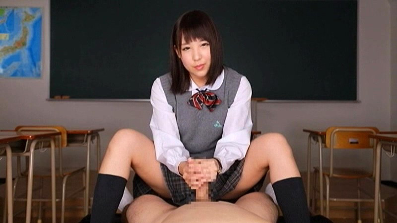 カリ首シコシコ淫語JK 森はるらのサンプル画像4