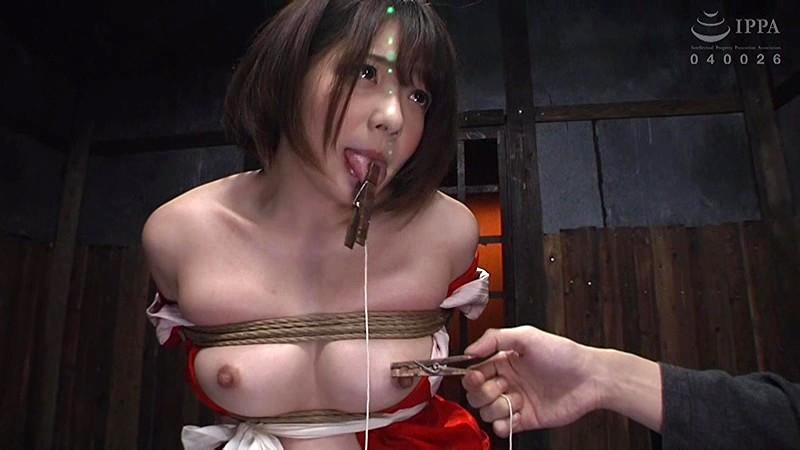串刺し拷問 麻里梨夏
