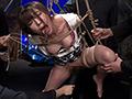 ダルマ緊縛肉便器 ドMな人妻を公開種付け 藍川美夏