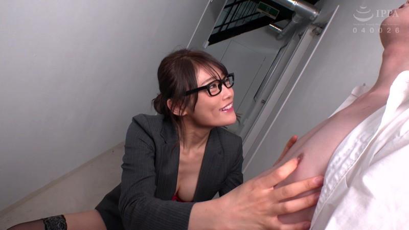 射精管理お姉さん 広島弁で僕だけを射精管理する先生 画像 10