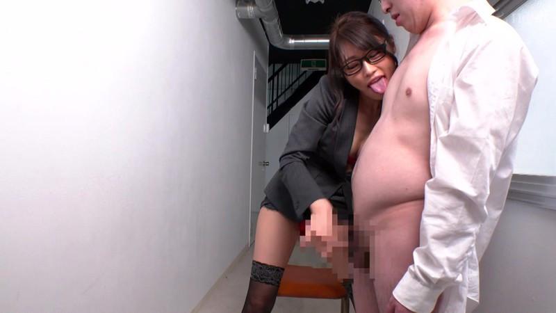 射精管理お姉さん 広島弁で僕だけを射精管理する先生 画像 11