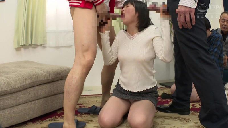 美人母 集団孕ませ拷問 羽田希 画像1