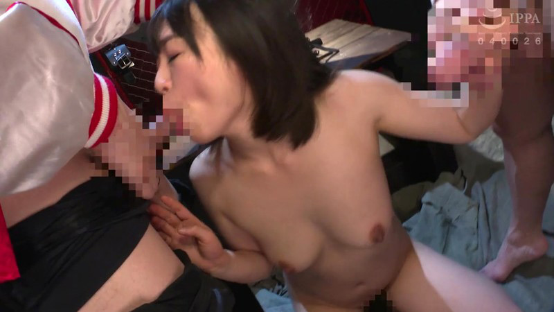 美人母 集団孕ませ拷問 羽田希 画像16
