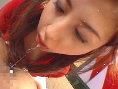 白鳥るりクンニ動画|唾液 痴女