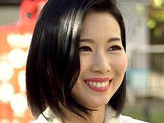 【菜々子動画】菜々子さん-37歳-【ゴージャス奥さま】 -熟女