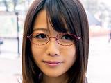 E★人妻DX さやかさん 28歳 眼鏡が素敵なIカップ奥さま 【DUGA】