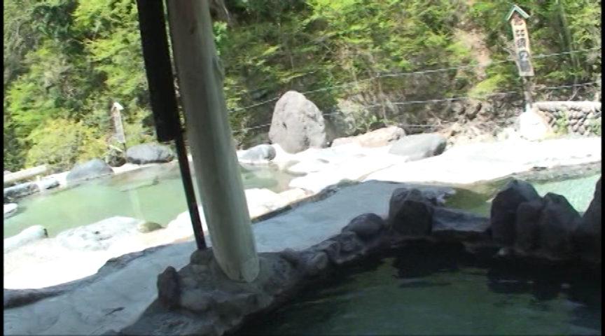 援交娘と混浴温泉旅行のサンプル画像6