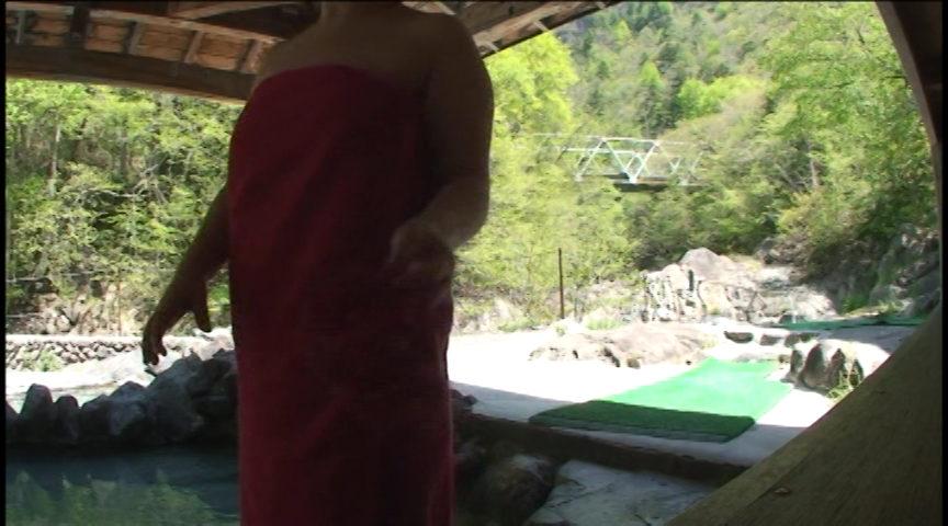 援交娘と混浴温泉旅行のサンプル画像14