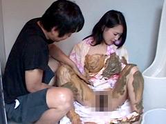 人妻調教 泥まみれの羞恥露出 柳田やよい30歳