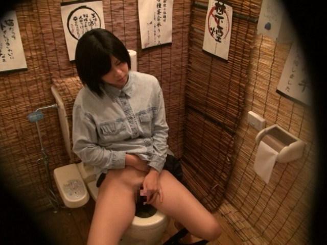 居酒屋トイレ盗撮 欲情便所 [二十二]のサンプル画像4