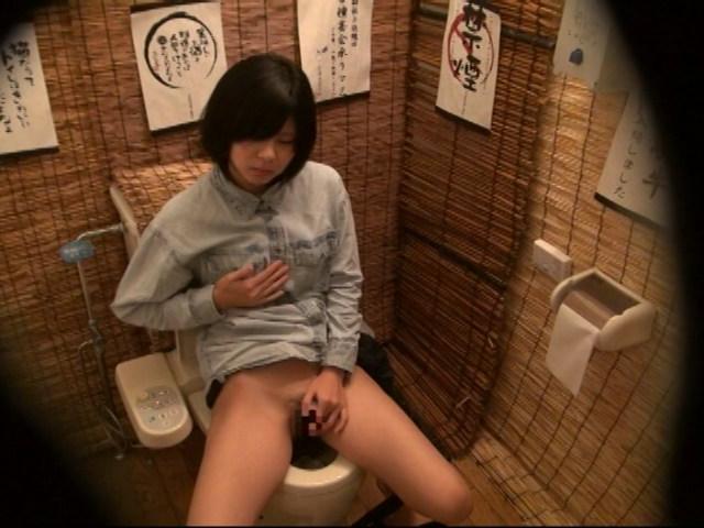居酒屋トイレ盗撮 欲情便所 [二十二]のサンプル画像5