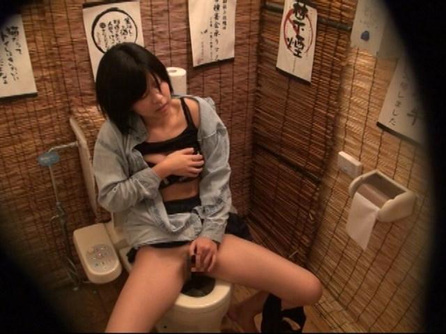 居酒屋トイレ盗撮 欲情便所 [二十二]のサンプル画像6