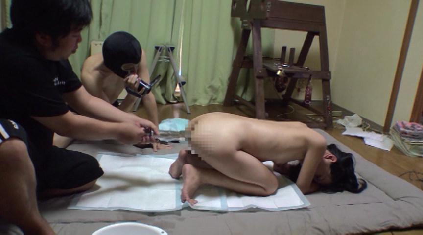 三穴遊戯 飼い女と調教師