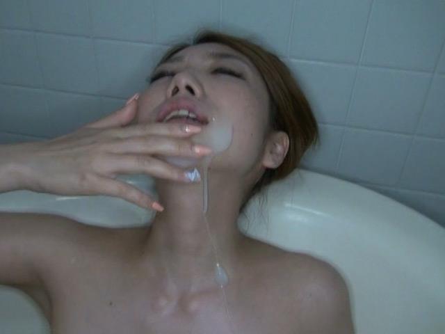100人の白濁液汚れ顔 第2集 画像 10