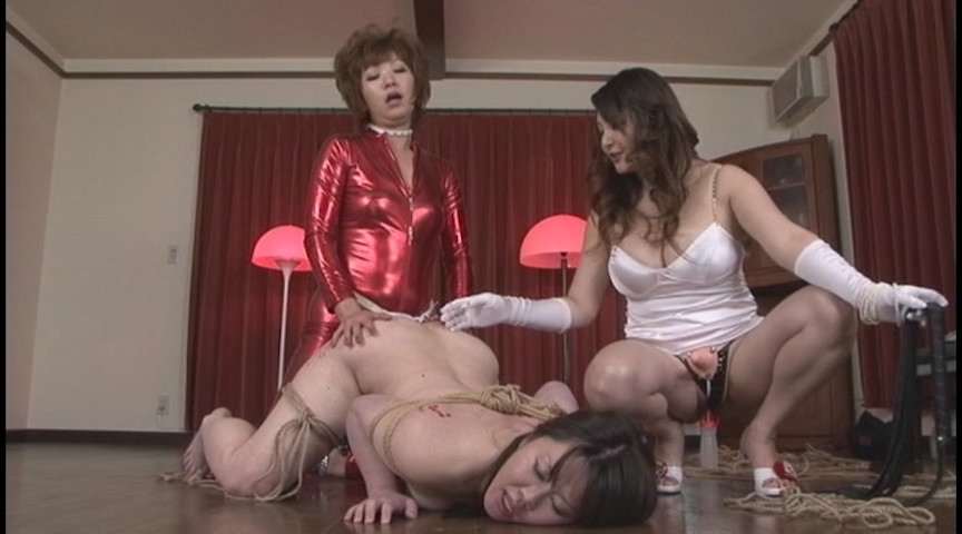 女王様とM女 レズビアン美肉凌辱 Vol.4 画像 7
