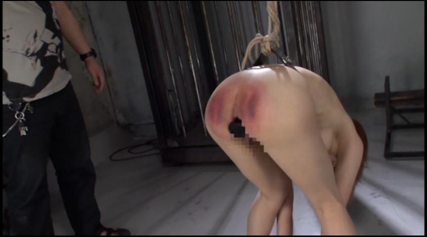 一本鞭・乗馬鞭・拷問板による 特選・百叩き攻撃 画像 17