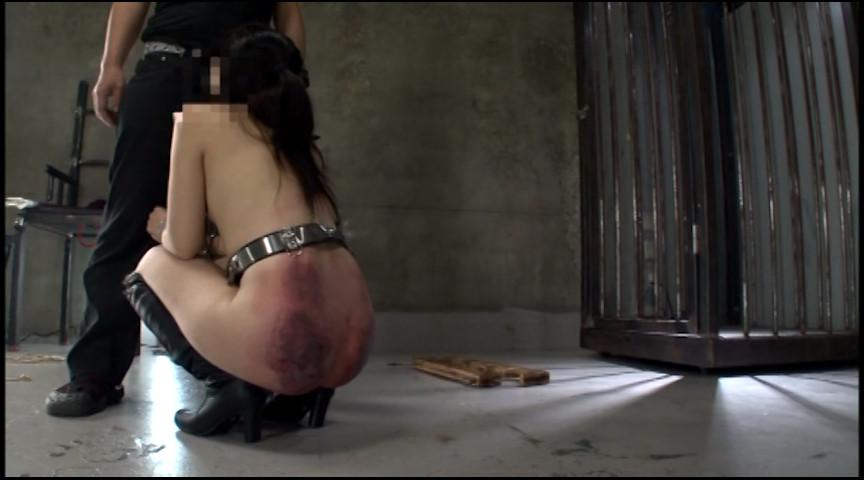 一本鞭・乗馬鞭・拷問板による 特選・百叩き攻撃 画像 18