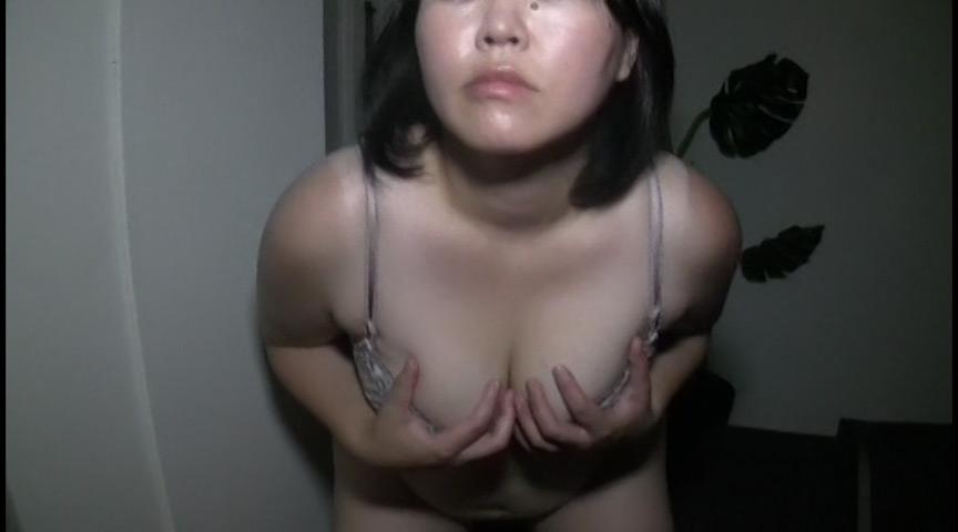 本人自薦 巨乳デブ熟女の臭いパンティ 画像 16
