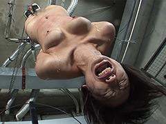 奴隷吊り人形 三角木馬責めに蝋燭地獄