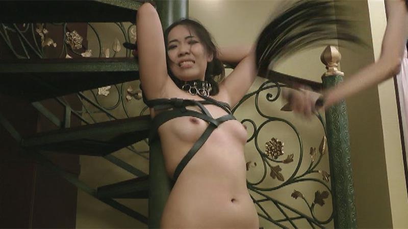 奴隷契約 調教依頼・鞭・蝋燭・三角木馬