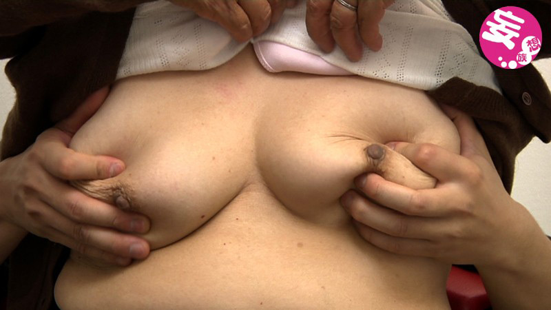 五十路・六十路の経年劣化した美しき乳首 16名
