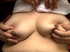 おっぱい:五十路・六十路の経年劣化した美しき乳首 16名