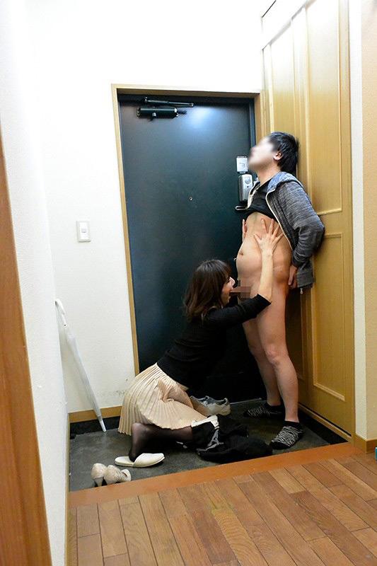 会員制 人妻玄関ピンサロ 4 画像 10