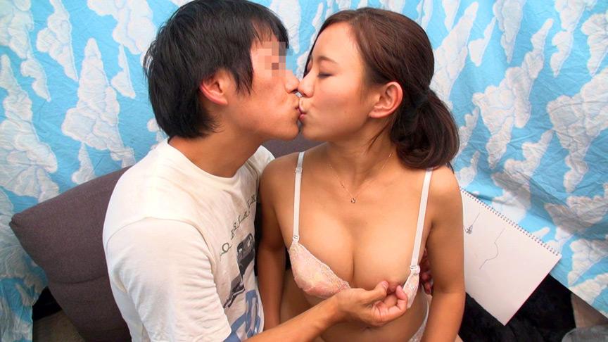 のぞみさん 20歳 女子大生 【ガチな素人】のサンプル画像