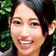 まりなさん 20歳 黒髪ロング女子大生 【ガチな素人】