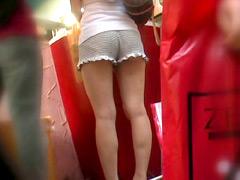 リアル街撮り 素人女脚専門