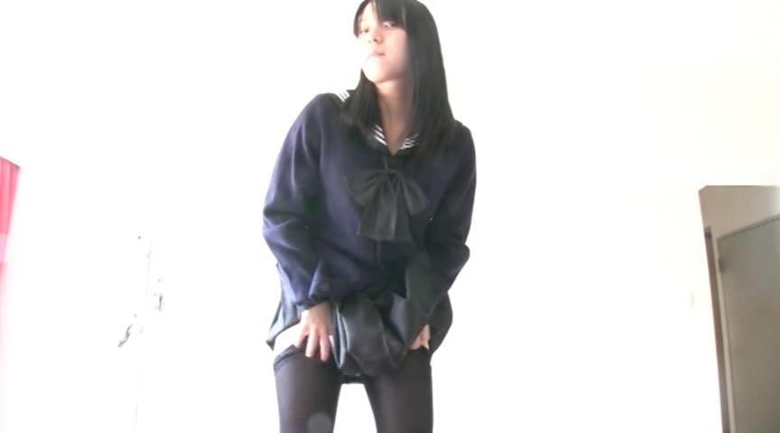 女子校生と黒タイツ 画像 9