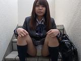 階段女子校生HD