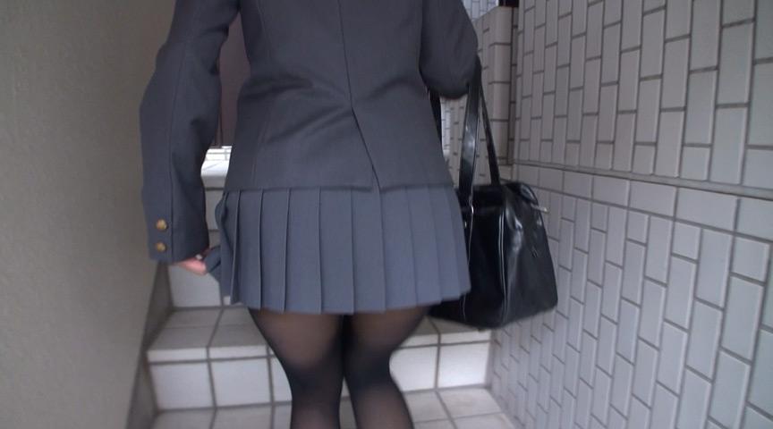 もっと、階段女子校生 SPECIAL BLACK 10枚目