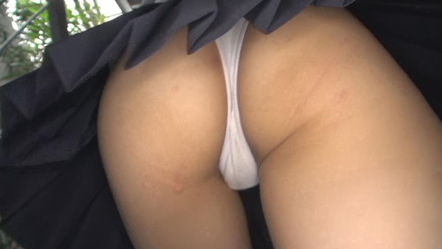 IdolLAB | eroticsf-0340 階段女子校生 ケツの割れ目がわからなきゃ嫌なんだ編