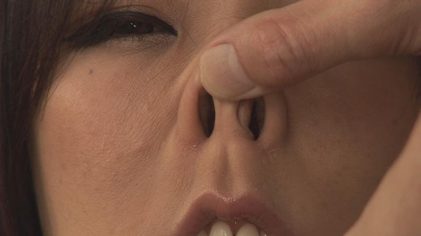 熟女鼻飼育 零のサンプル画像