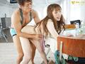 ひたすら膣奥を貫く強制立ちバックハンドル 七海ティナのサムネイルエロ画像No.1