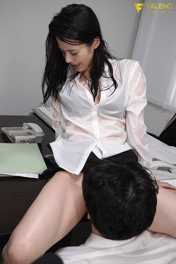 女上司と朝までひたすら徹夜性交 吉高寧々 画像 3