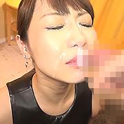 【フェラすぺ】超濃厚フェラと大量顔射 広瀬奈々美