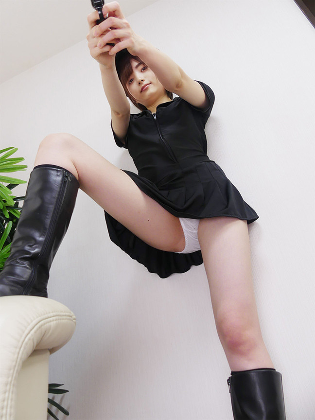 IdolLAB | fetigan-0034 思わず勃起してしまう もろパン美少女 葵