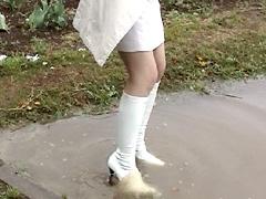 WAM Shoes Vol.2 Boots Wet編
