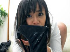 【さくら動画】濃すぎるマニアックシーンの圧縮-ロリ可愛い子のマンカス2 -マニアック