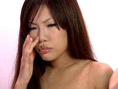 フェチ:鼻水05