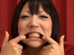 フェチ:歯16
