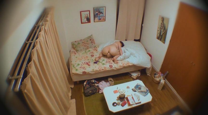 ナース女子寮オナニー盗撮2のサンプル画像