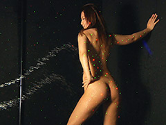 女子校生の全裸ウエットダンス2