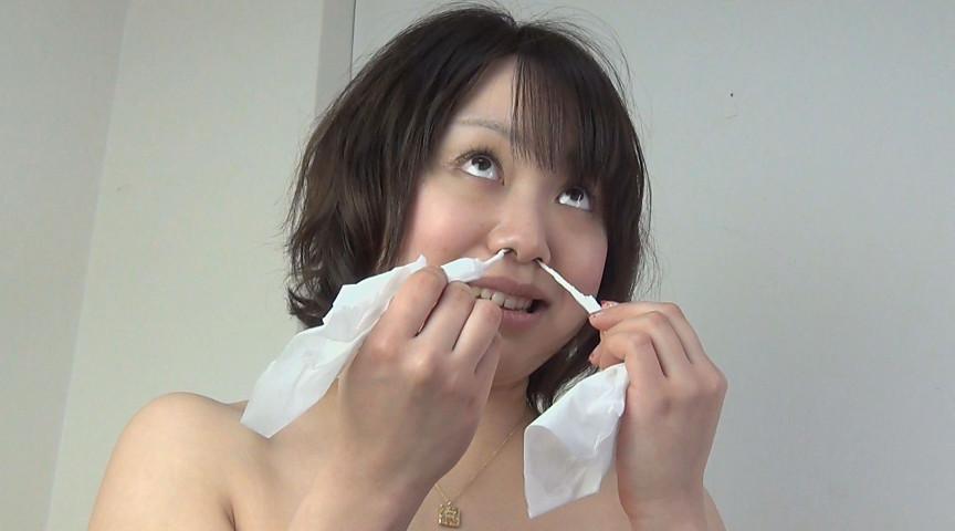 みうの鼻水を観察! の画像5