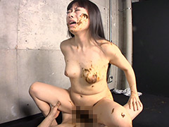 全裸うんこまみれSEX1