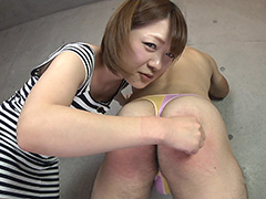 M男スパンキング2